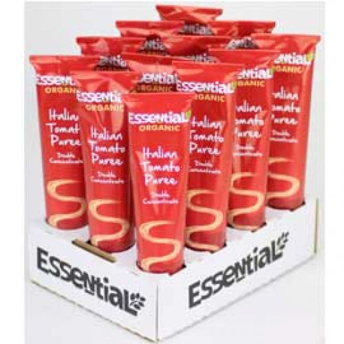 Tomato Puree Double Conc Tube - 130g