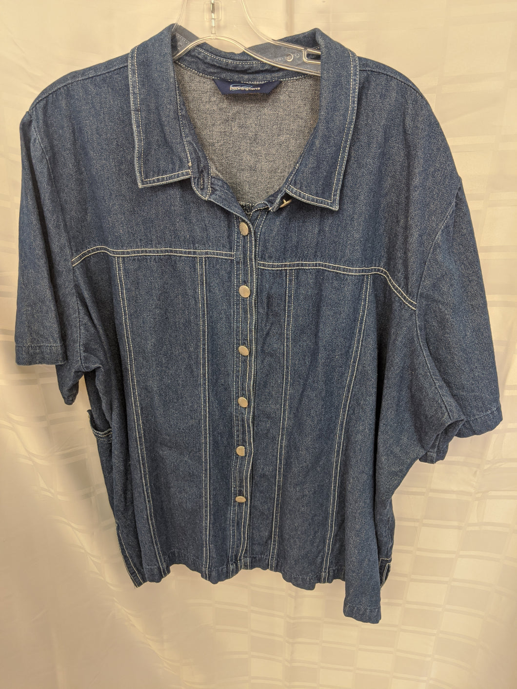 Short Sleeve Top - Size 28