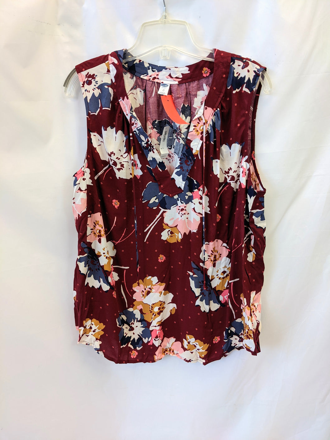 Sleeveless Top - Size XL