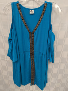 Long Sleeve Top - Size 1X