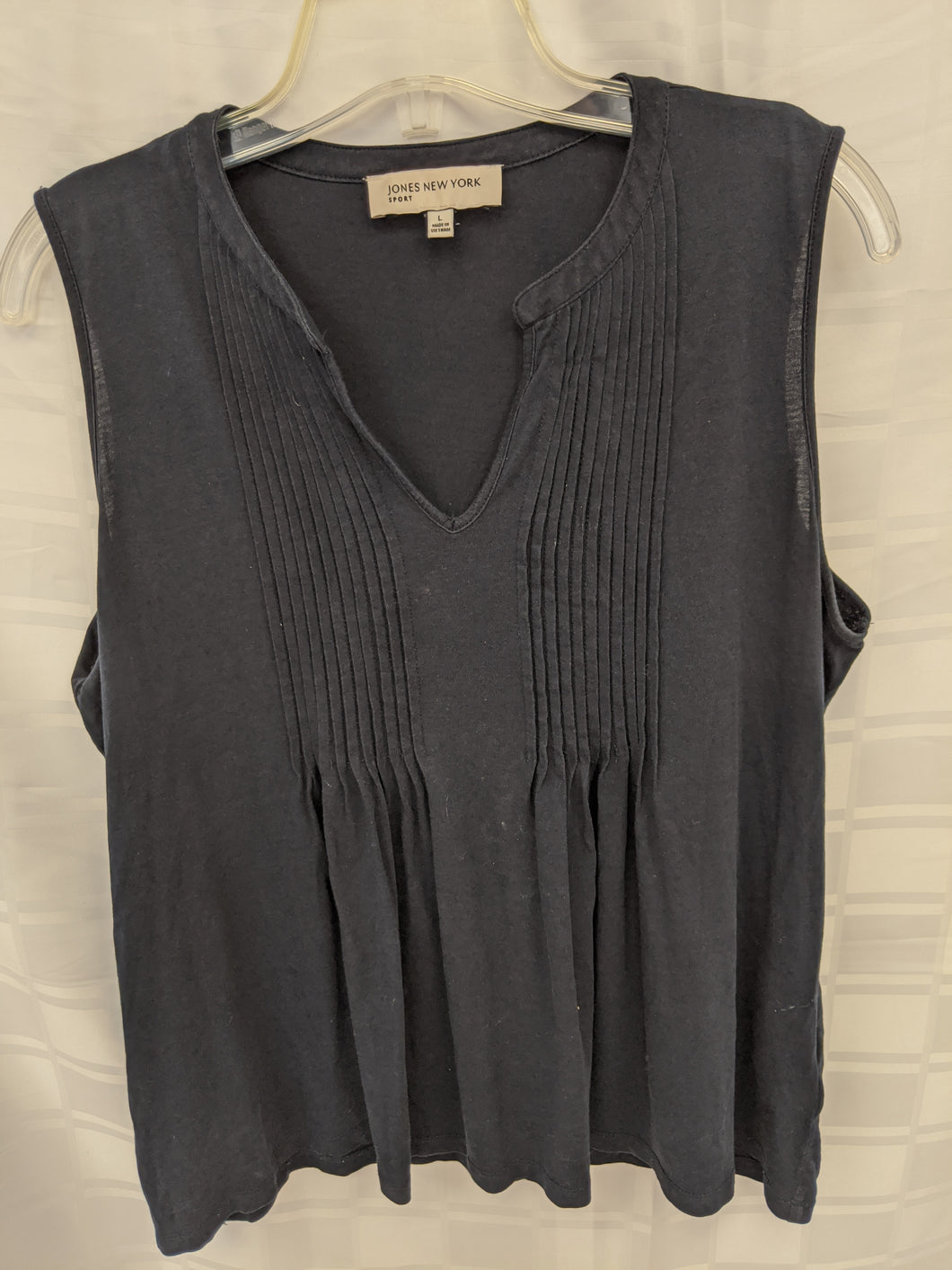 Sleeveless Top - Size L