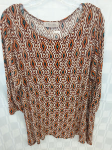 Long Sleeve Top - Size 3X