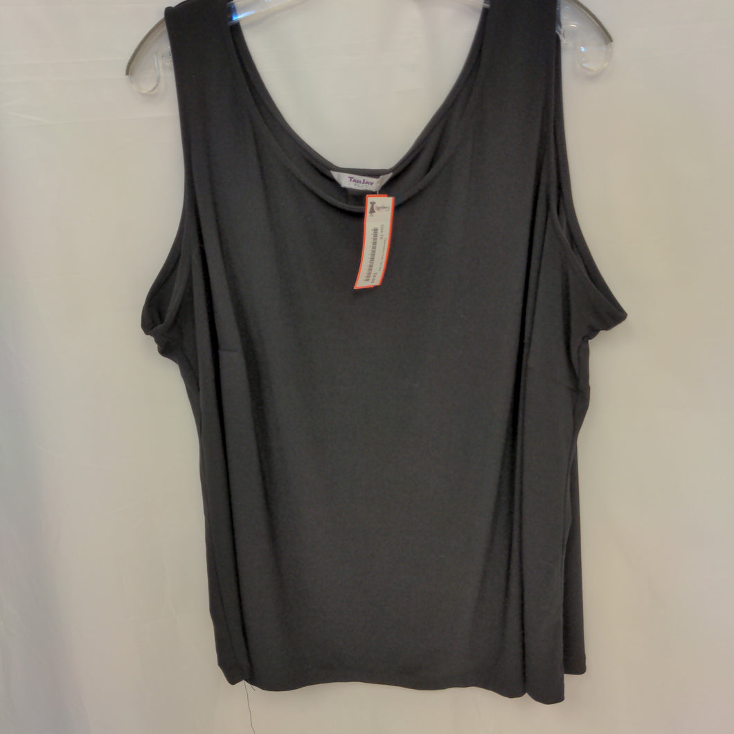 Sleeveless Top - Size 2X