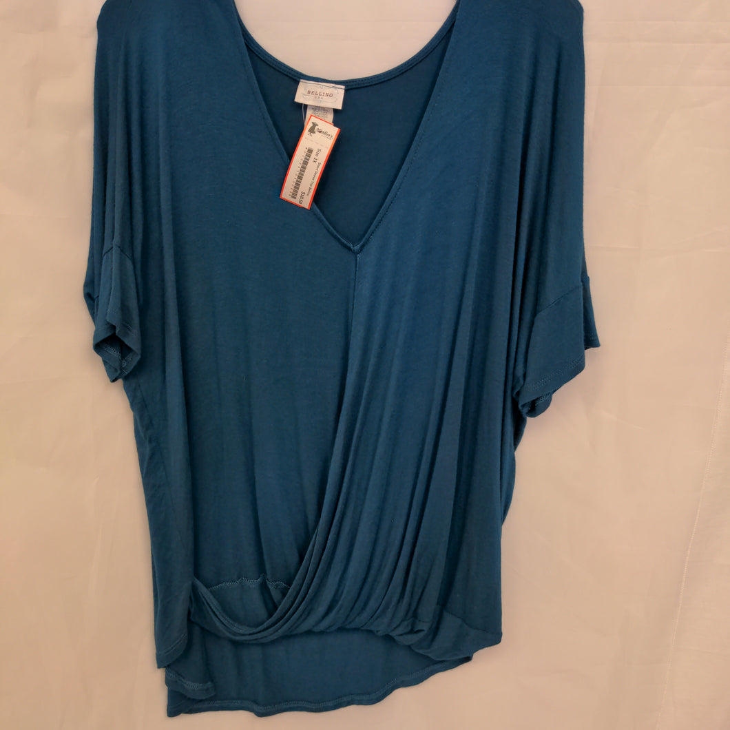 Short Sleeve Top - Size 1X