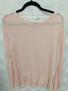 Long Sleeve Top - Size XL