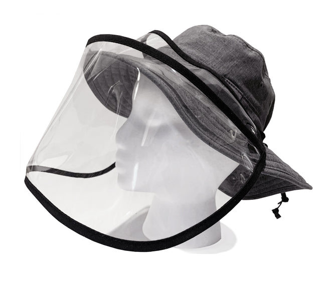 Clear Cover for Hat
