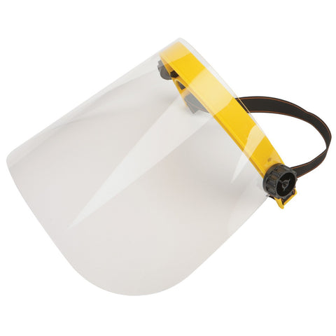 ANSI Certified Face Shield Flip-Up Visor