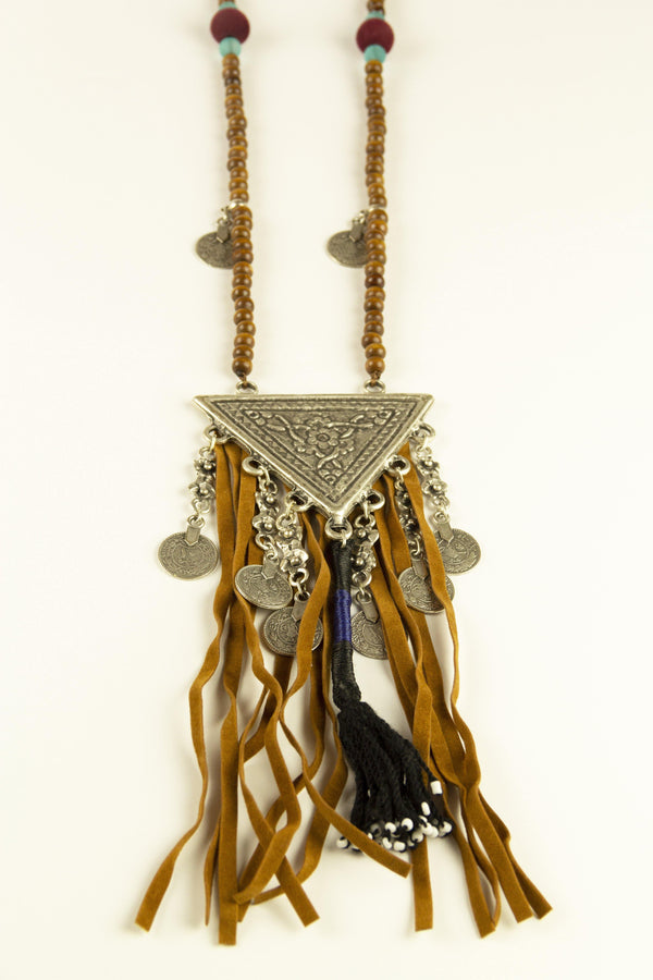 Boho Necklace - Meraki Store