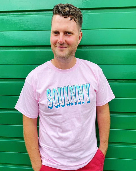 Love Southsea Squinny t-shirt