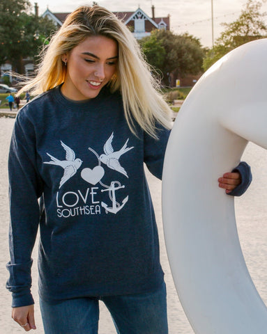 Classic Bird & Anchor Sweatshirt