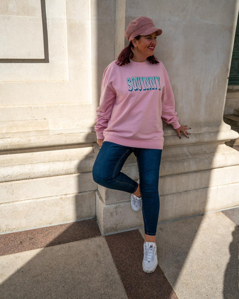 Love Southsea Squinny jumper