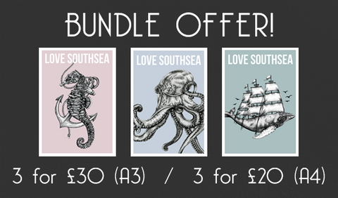 Sea-life Art Bundle