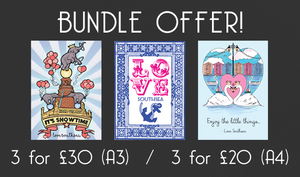 Southsea Art Bundle