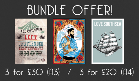 Vintage Art Bundle