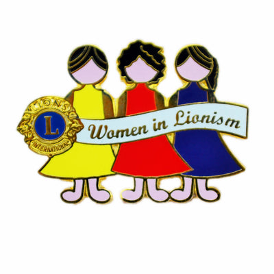 Celebrating Women in Lions