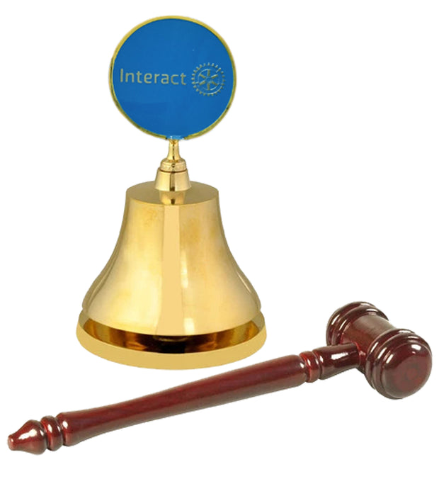 Interact Gong and Gavel