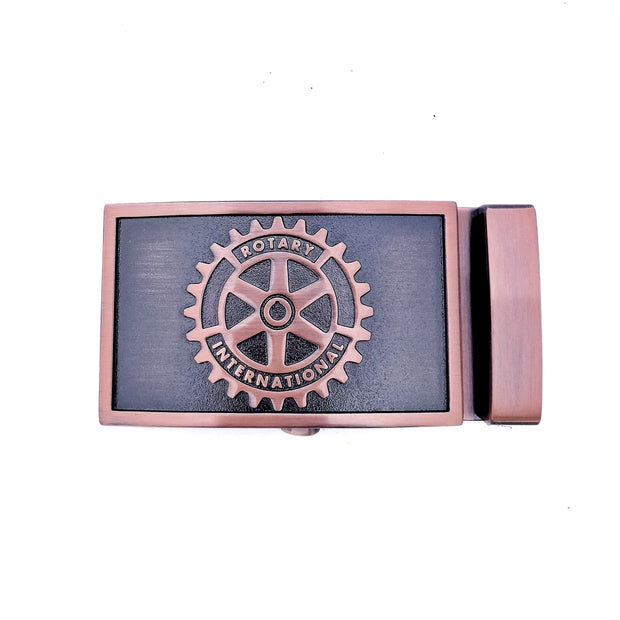 Rotary Copper Belt Buckle