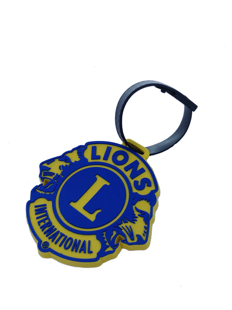 Lions Luggage Tag