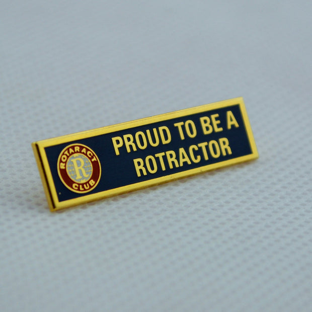 Proud to be a Rotractor