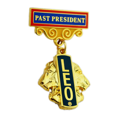 Special Past President Pin - Awards California