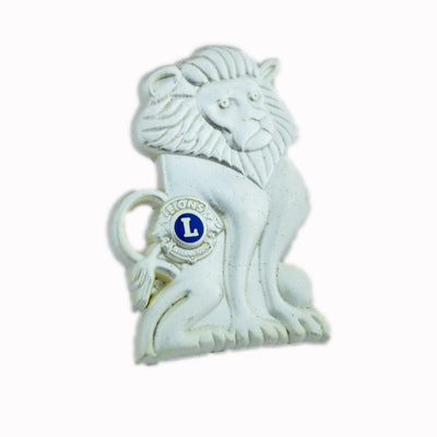Lion Figure Pin - Awards California