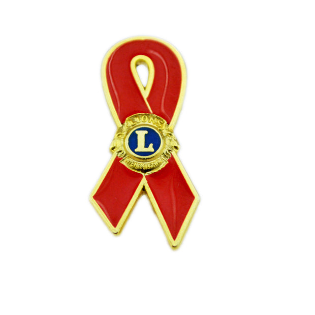 Aids Awareness Pin - Awards California
