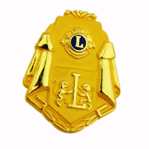 Fancy Member Pin