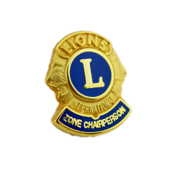 Zone Chairperson Pin
