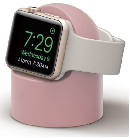 Silicone Charging Dock - Pink