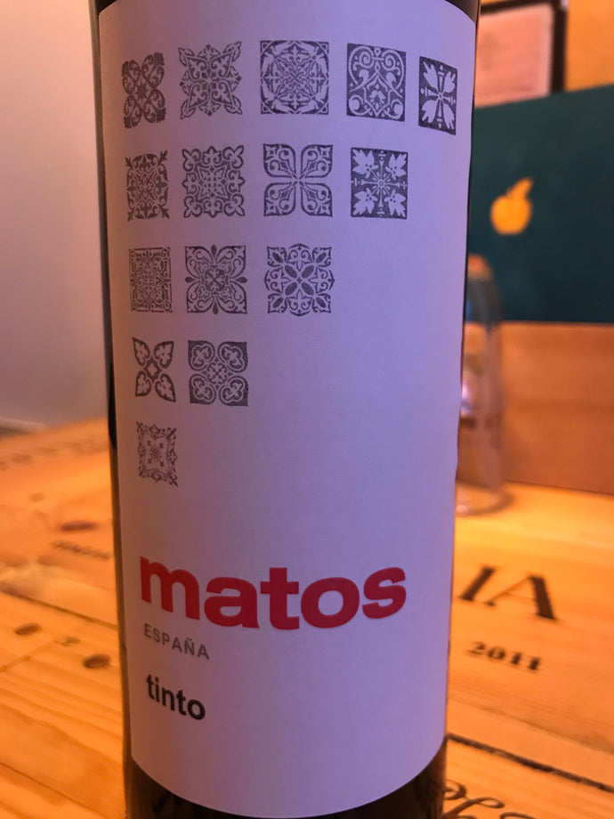 Matos Tinto NV, Spain
