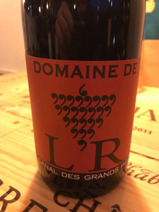 Domaine de l'R Chinon Canal des Grands Pieces 2018, France