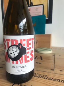 Callejea Tempranillo Blanco 2016, Spain