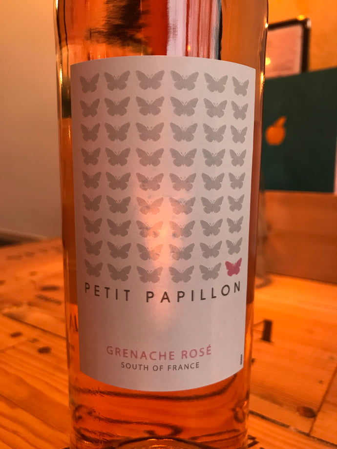Petit Papillon Grenache Rose 2019, France