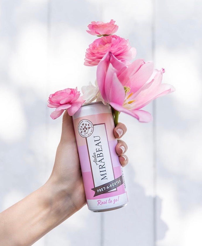 Pret a Porter - Rose Can - Mirabeau