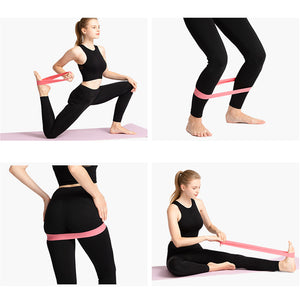 Yoga Resistance Bands 5 Pack