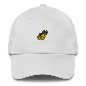 Unisex Fashion Butterfly Embroidered Baseball Cap| Floral Passion Shop