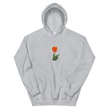 Load image into Gallery viewer, Tulip Unisex Hoodie | Floral Passion