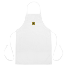 Load image into Gallery viewer, Sunflower Embroidered Apron
