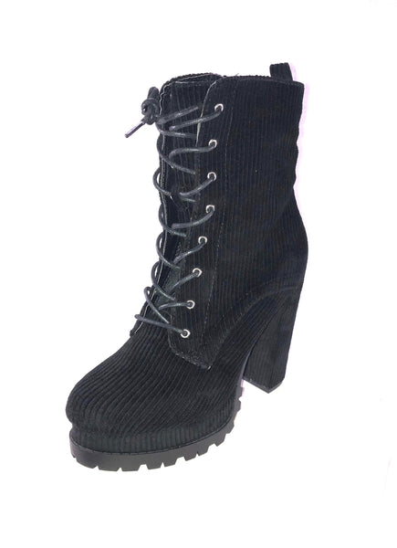 Black Winter Boots WNCL