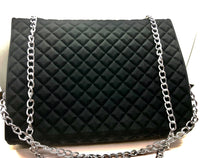 CHBL Chenel Bag (BLACK)