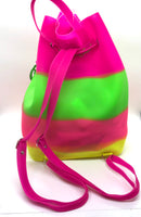 BP03 Yummy Gummy Medium Backpack Sherbert