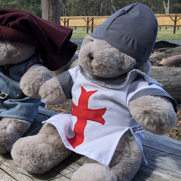 Sir Bruno - Teddies of Abbeystowe
