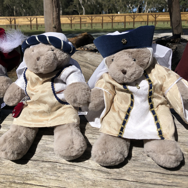 Lady Jocelyn - Teddies of Abbeystowe