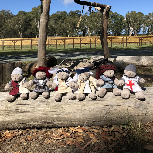 Lord Michael - Teddies of Abbeystowe