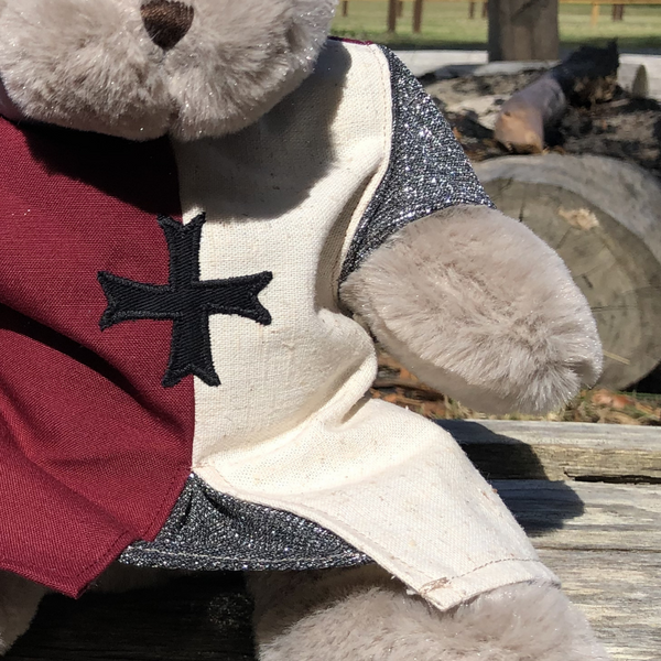 Sir Richard of the Good Heart - Teddies of Abbeystowe