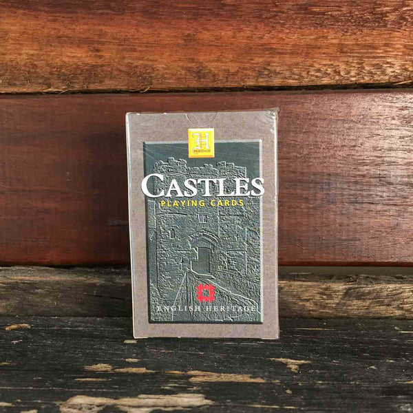 Playing Cards - 'Castles'