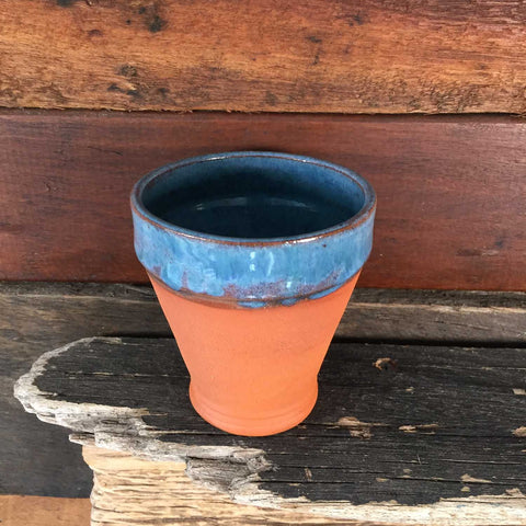 Custom made clay cup - medium