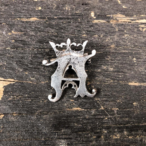 Abbey 'A' Pin