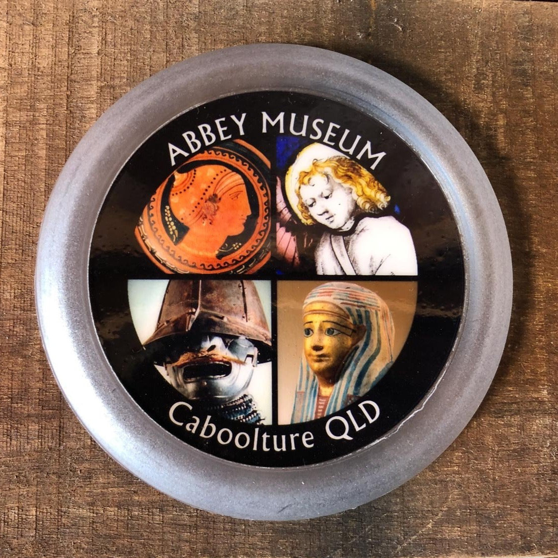Abbey Museum Drink Coaster