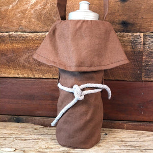 Water Bottle Tote - Friar Tuck